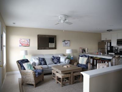 Photo for Spectacular Beachfront 2 Story, 3 Br North Wildwood Condo
