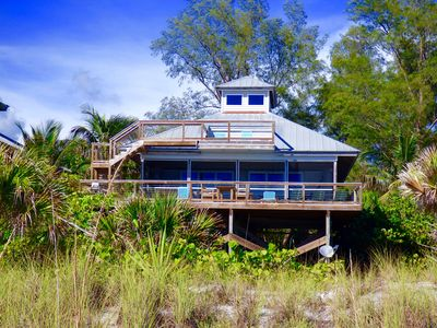 Photo for Hibiscus House: Best Views On The Beach!  New kitchen, great sundeck, beachfront