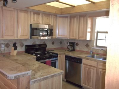 Remodeled kitchen with all you need.