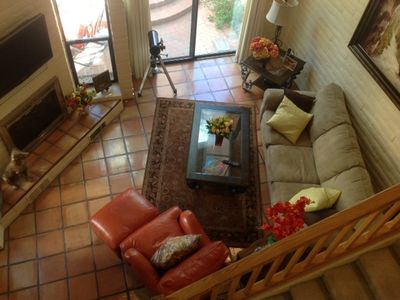 Photo for Ideal locale, central, modern 2BR, 2 story Patio home adjacent to trails & TRC