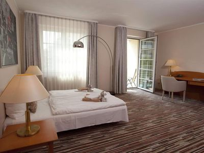 Photo for 3-person apartment, shower or bath, WC - Best Western Hotel Quintessenz-Forum