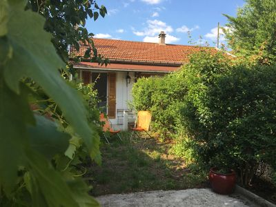 Photo for NEAR PARIS AND DISNEYLAND / QUIET HOUSE WITH GARDEN 4 BEDS