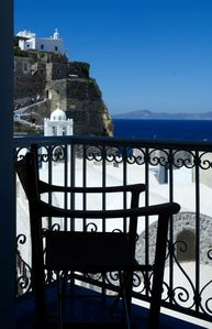 Photo for Villa Calliope a restored townhouse vacation rental in Nisyros island
