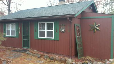 Photo for Cute Cabin Available In St. Helen, ATV trails are calling your name!  Book now!