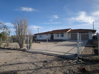 Photo for 2BR House Vacation Rental in Twentynine Palms, California