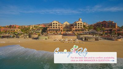 Photo for Studio villa at Gorgeous Hacienda del Mar. Best resort in Cabo!  Book now!