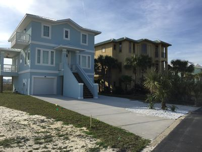Photo for Beautiful New Beach House- 4 BR/4BA W/Bunk Area in Caribbean Isle.  New to VRBO