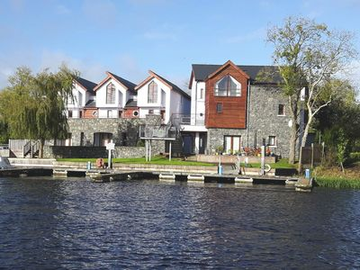 Photo for 7 Flagship Harbour on the River Shannon with river, lake and harbour views.