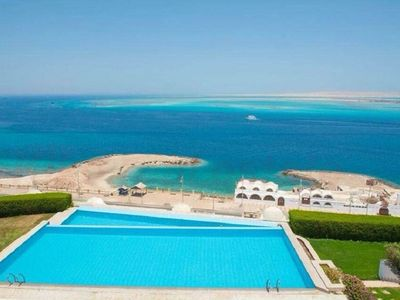 Photo for Hurghada Sea view 1 bedroom apartment at the View resort