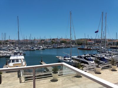 Photo for Marina De Lagos - Stylish Waterfront 2 Bedroom Apartment