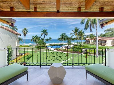 Photo for Palms #9 · Luxury 6-Person Beachfront Condo in Playa Flamingo
