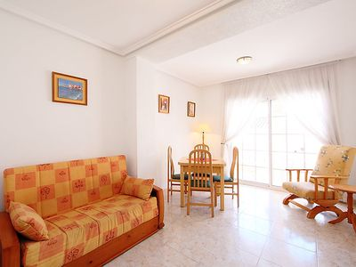 Photo for Apartment Edificio Torrevistaplaya in Torrevieja - 5 persons, 2 bedrooms