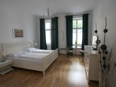 Photo for Central apartment at the Augarten