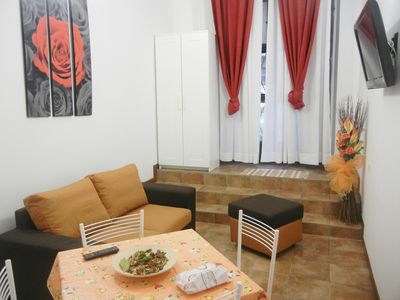 Photo for Nice Apartment near Campo De 'Fiori!