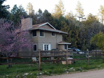 East Verde River Cabin: Fishing, Hunting and Family Fun