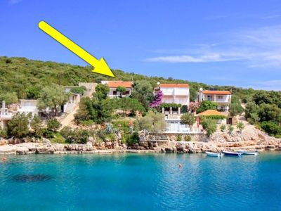 Photo for Holiday home Zlatko, (15934), Gdinj, island of Hvar, Croatia