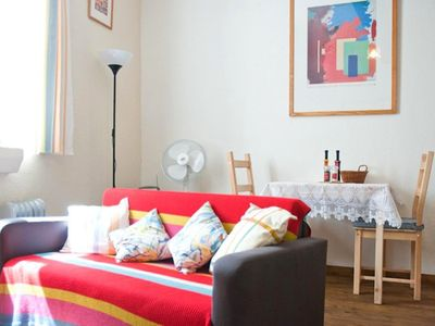 Photo for Comfortable, Ground Floor Studio Apartment, Central Limoux, France