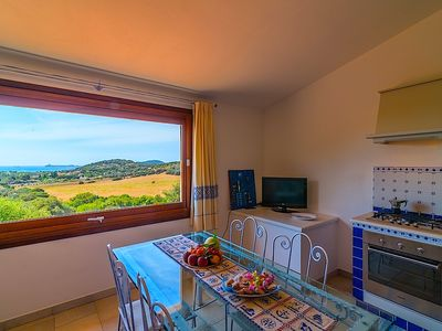Photo for STUNNING PANORAMIC Apt in Villasimius