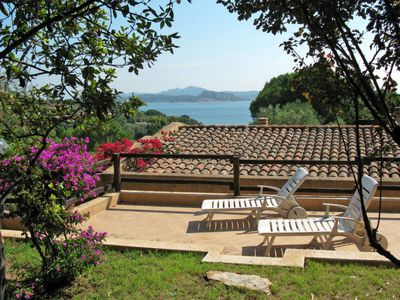 Photo for Vacation home Villetta Maria Silvia (PAU341) in Palau - 6 persons, 3 bedrooms