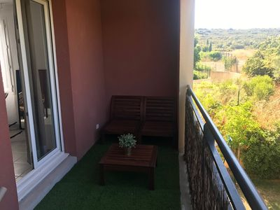 Photo for Apartment T4 at 10 min Aix
