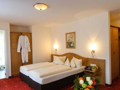 Photo for Superior Double Room - Akzent Hotel Goldner Stern & Sternla