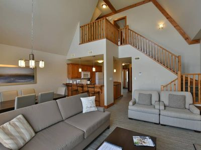 Photo for The Blue Escape: Blue Mountain Chalet- Sleeps 6