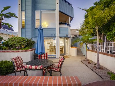Balboa Duplex by 710 Vacation Rentals | Room for the Whole Family, 30secs to Bay