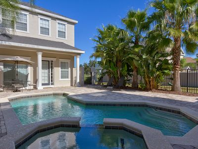 Photo for Enjoy Orlando With Us - Reunion Resort - Welcome To Relaxing 4 Beds 4 Baths Villa - 6 Miles To Disney