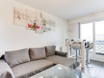Photo for Apartment Plein Sud in Cabourg - 4 persons, 1 bedrooms