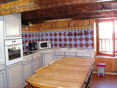 Photo for Apartment Haut-Verdon logis in Beauvezer - 8 persons, 2 bedrooms