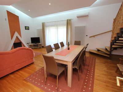 Photo for VILLA NERA	 Three-Bedroom Apartment