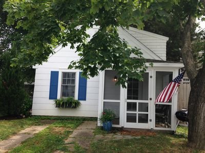 Photo for Downtown Rehoboth Beach Cottage - Great for Couples or Small Family