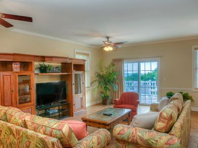 Photo for Tahitian Princess II 210, 7 BR Luxury Condo with Beautiful Ocean Views, Outdoor Pool, Hot Tub and Kiddie Pool