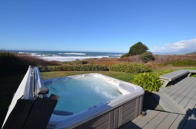 HotSpring Spa with unsurpassed view