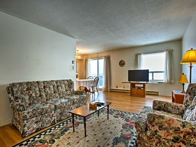 Photo for NEW! Apartment on Blind River w/ Private Balcony