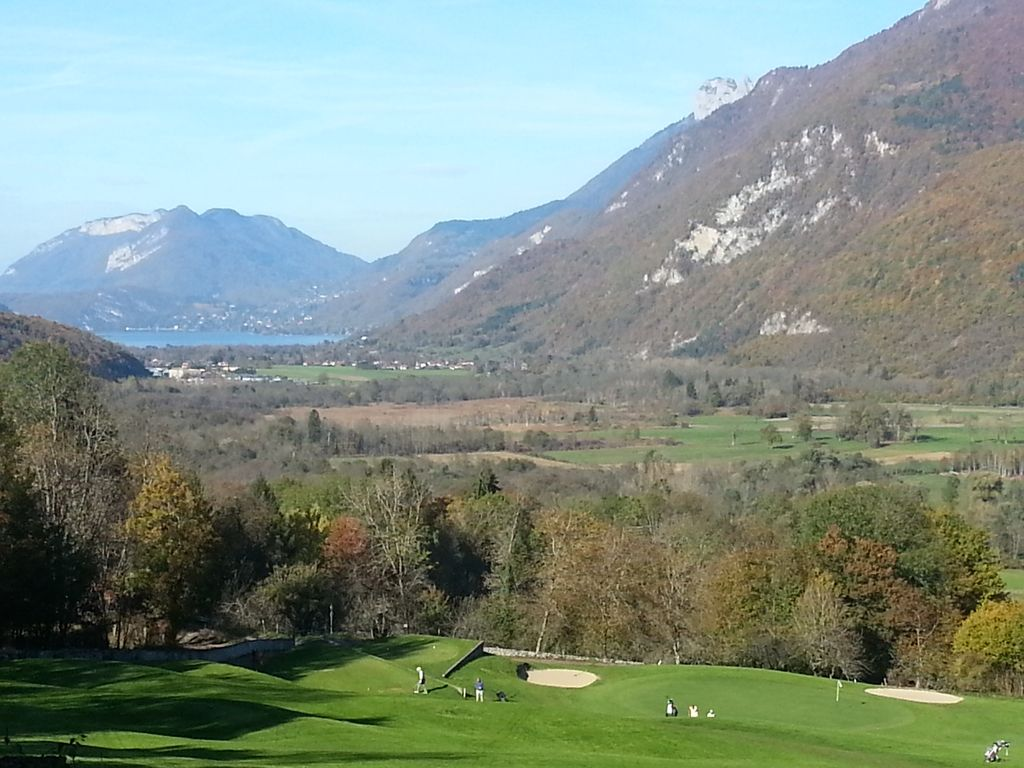 Apartment close to nature in the alps lake annecy ski pool sauna giez haute savoie for Lake annecy hotels swimming pool
