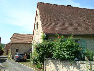 Photo for CHARMING AND TYPICAL HOUSE OF PERIGORD, IN A SMALL CALM AND GREEN HAMLET