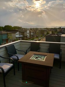 Photo for Beautiful Roof Balcony Walking Distance From Old Town