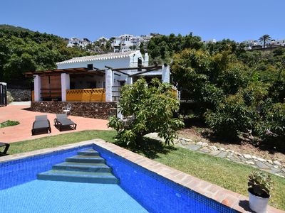 Photo for Cottage, 200 m walking distance from Frigiliana