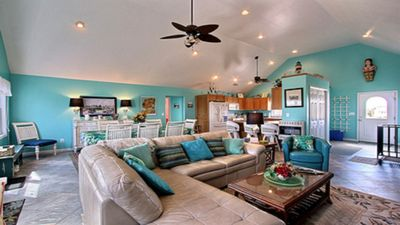 Photo for OCEAN&SOUND views. Luxury 4BR/3B Closer to beach than many oceanfront.