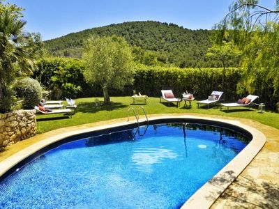 Photo for Country House Cal Simo pool, beach, chill out , BBQ, Near to Sitges guest 14/18