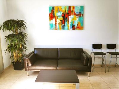 Photo for Agua Marina apartment in Playa Blanca with WiFi.