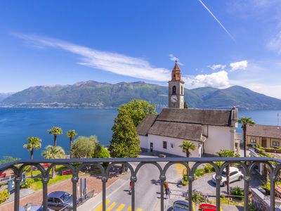 Photo for Red View Apartment, Ronco sopra Ascona, Switzerland