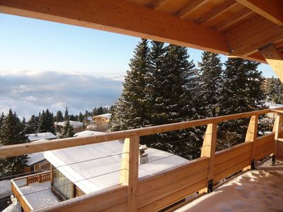 Photo for 1BR Apartment Vacation Rental in Chamrousse, -