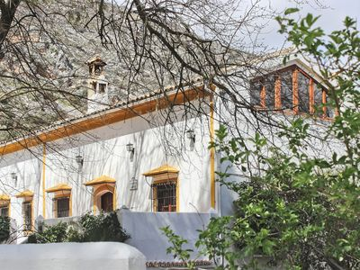 Photo for Cortijo Abril, paradise in the Andalusian subbética. Relax in the middle of nature