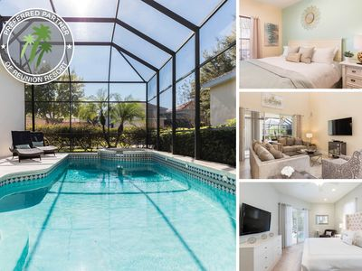 Photo for Homestead Getaway | Luxury 5 Bed Southwest facing Villa featuring Games Room