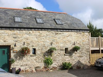 Photo for Cosy Barn,Rural location, near Beaches and Bodmin Moor