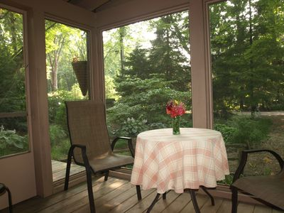 Photo for 3BR Cottage Vacation Rental in Union Pier, Michigan