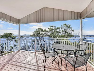 Photo for Waterfront Spectacular with stunning views 5 minutes from Hobart Airport