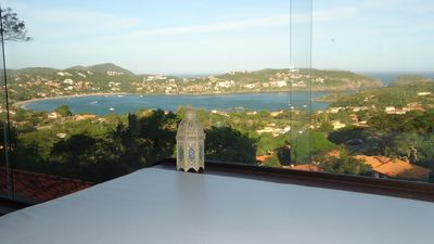 Photo for Closed Condominium House, 1 km from the Beach of Ferradura and 2 km from the Center of Buzios.